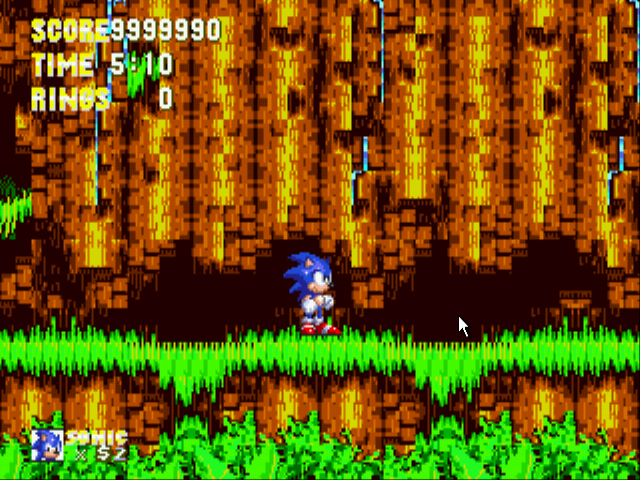 Sonic and Knuckles & Sonic 3 - equalised - User Screenshot